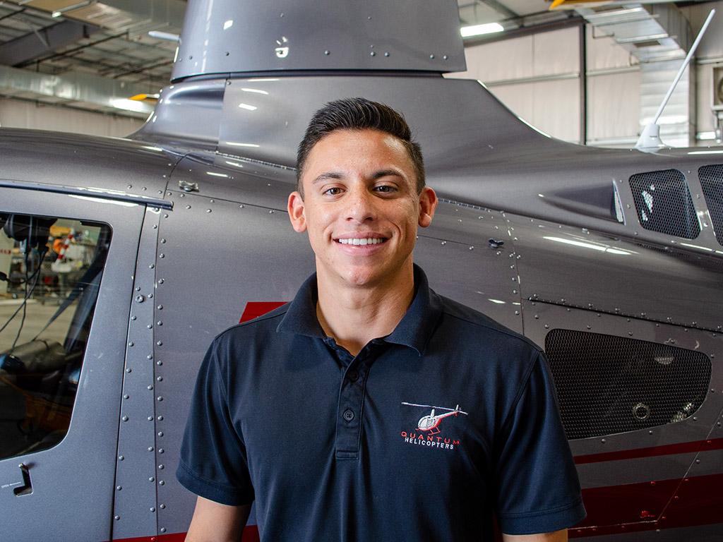 Holden Silvas, A & P Mechanic