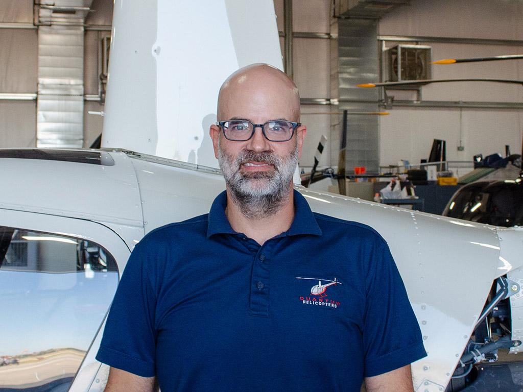 Michael Brameld, CFI