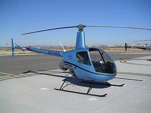 Quantum Helicopter Pilot School R22