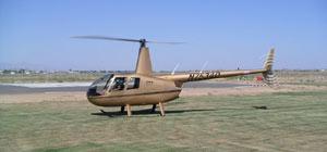 Quantum Helicopter Pilot School R44